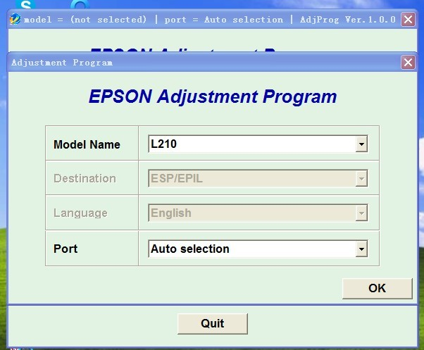 Cool35 Epson Online Remote Resetting Services | L1300